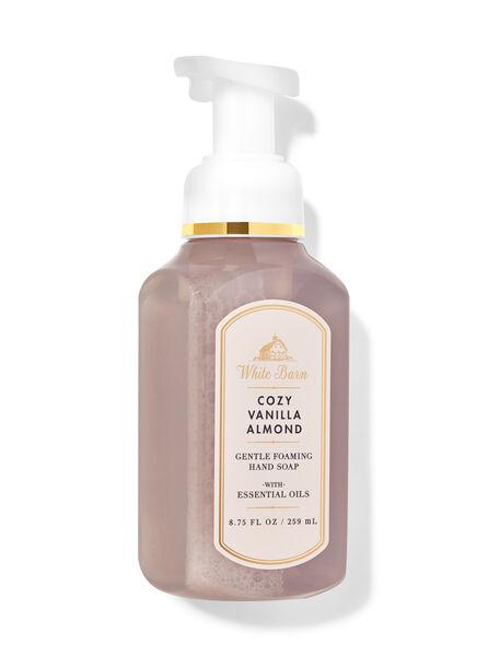 Cozy Vanilla & Almond fragranza Sapone in schiuma