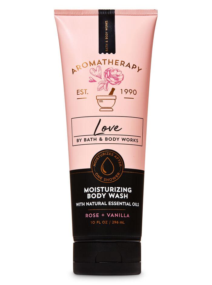 Rose Vanilla fragranza Moisturizing Body Wash