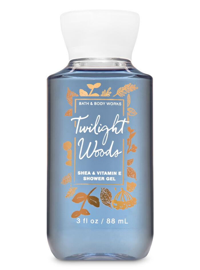 TWILIGHT WOODS fragranza Travel Size Shower Gel