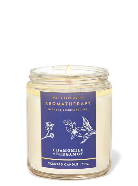 Chamomile Bergamot fragranza Candela a 1 stoppino