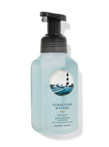 Turquoise Waters fragranza Sapone in schiuma