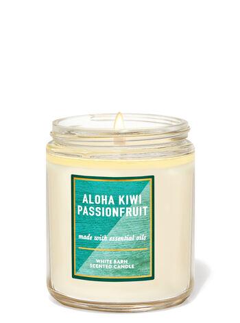 Aloha Kiwi Passionfuit fragranza Candela a 1 stoppino