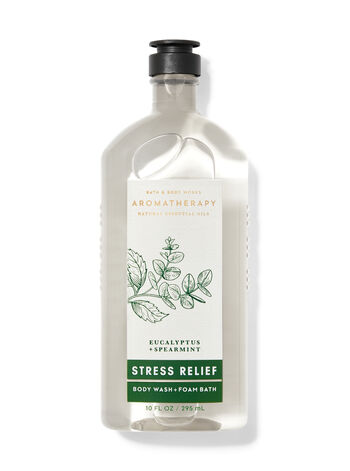 Eucalyptus spearmint fragranza Bagnoschiuma