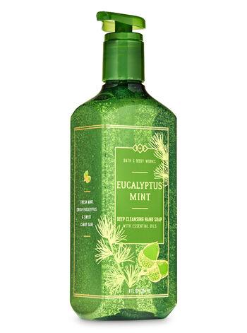 Eucalyptus mint fragranza Sapone esfoliante