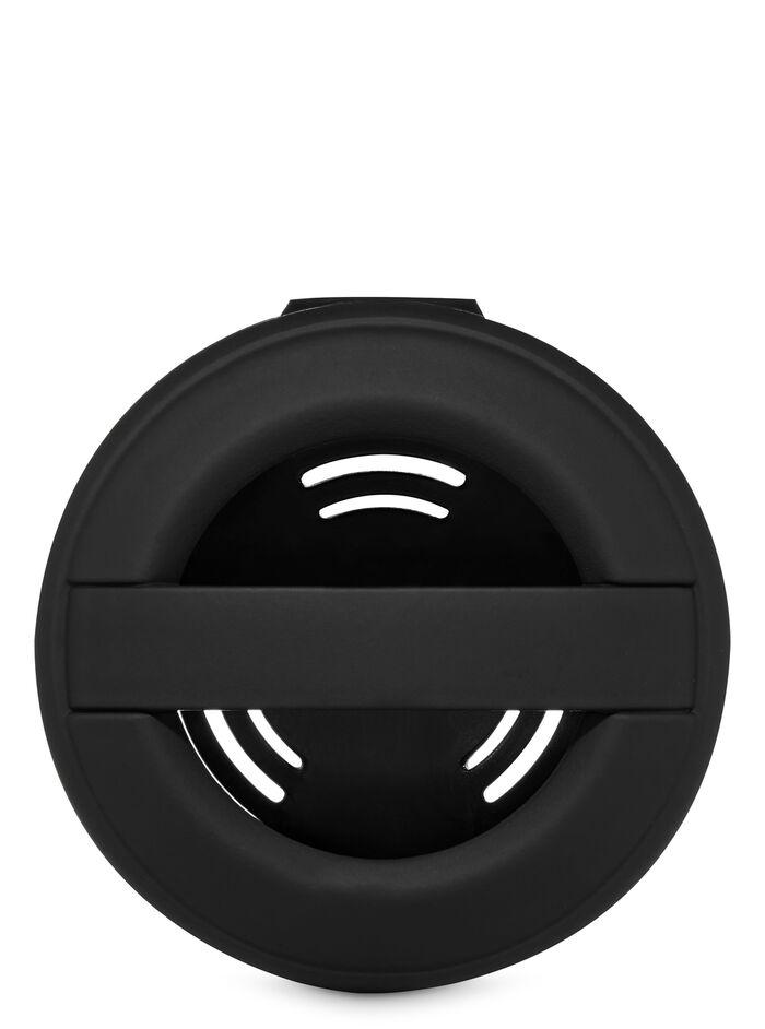 Black Soft Touch Vent Clip fragranza Diffusore per auto