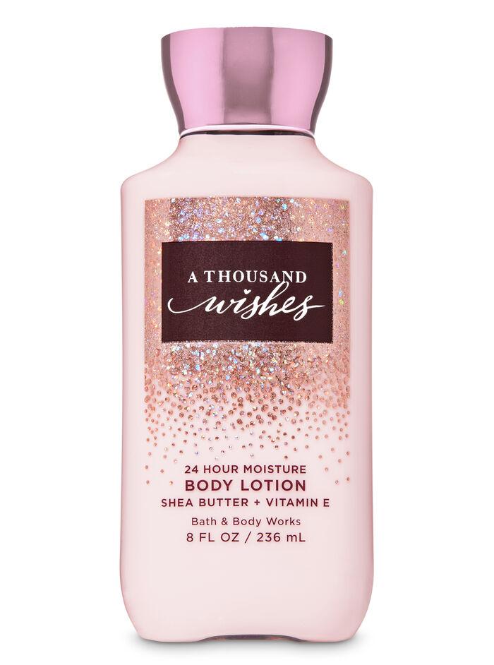 A Thousand Wishes fragranza Latte corpo
