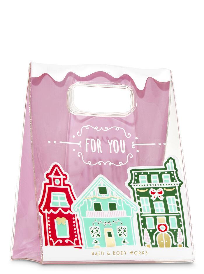 Gingerbread Village fragranza Gift Bag