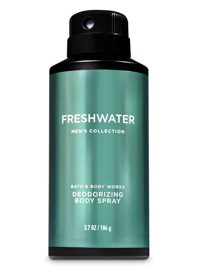 Freshwater fragranza Deodorante