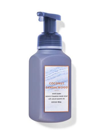 Coconut Sandalwood fragranza Sapone in schiuma