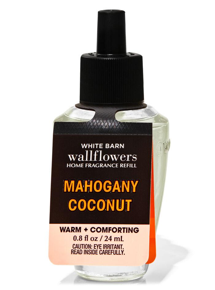 Mahogany Coconut fragranza Ricarica diffusore elettrico