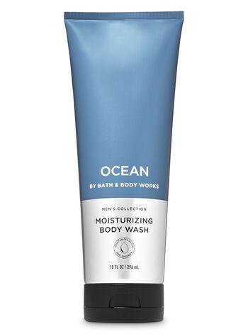 Ocean men fragranza Bagnoschiuma idratante