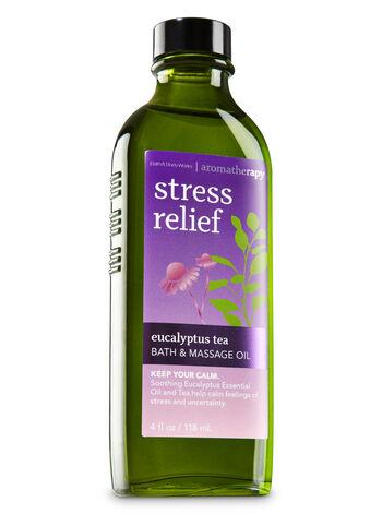 Eucalyptus Tea fragranza Massage Oil