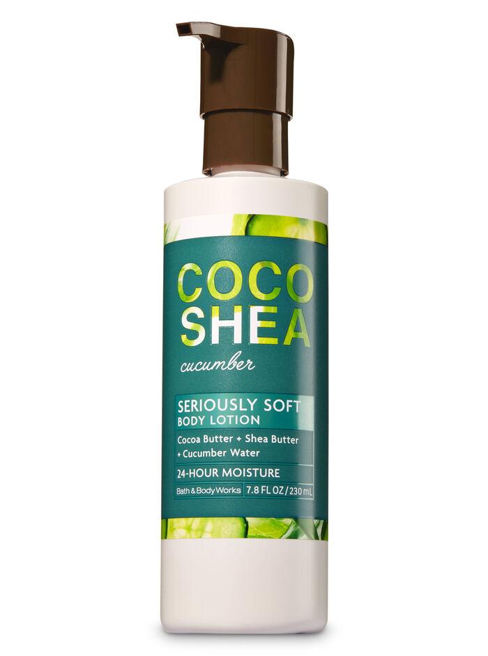 CocoShea Cucumber fragranza Body Lotion