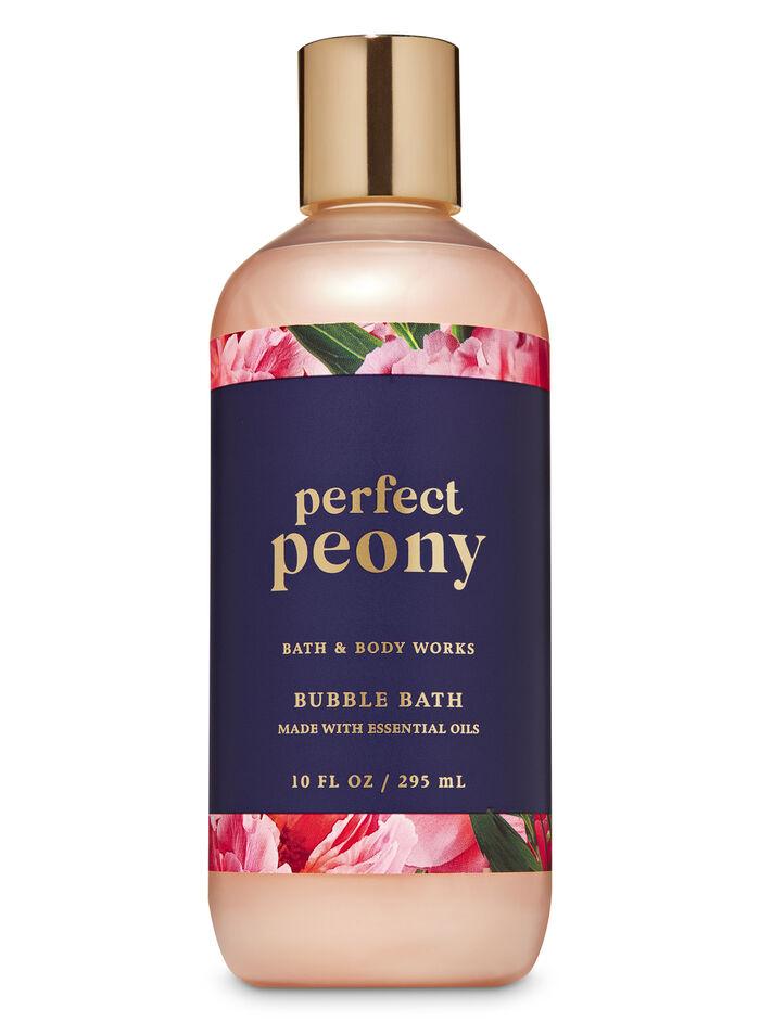 Perfect Peony fragranza Bagnoschiuma