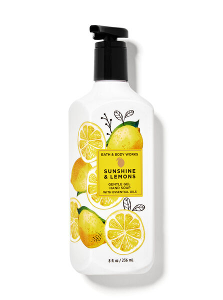 Sunshine & Lemons fragranza Sapone in gel