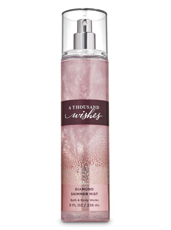 A Thousand Wishes fragranza Acqua profumata glitterata