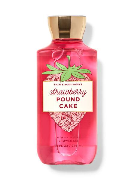 Strawberry Pound Cake fragranza Gel doccia