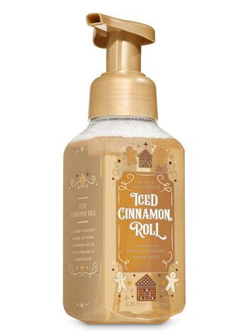 Iced Cinn Roll fragranza Sapone in schiuma