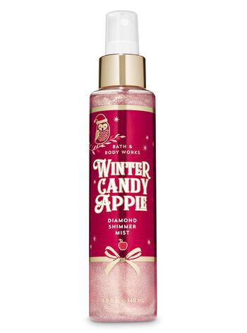 WINTER CANDY APPLE fragranza Acqua profumata glitterata