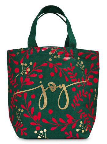 Joy fragranza Canvas Gift Bag