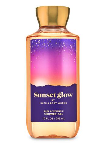 Sunset Glow fragranza Gel doccia