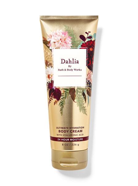 Dahlia fragranza Crema corpo