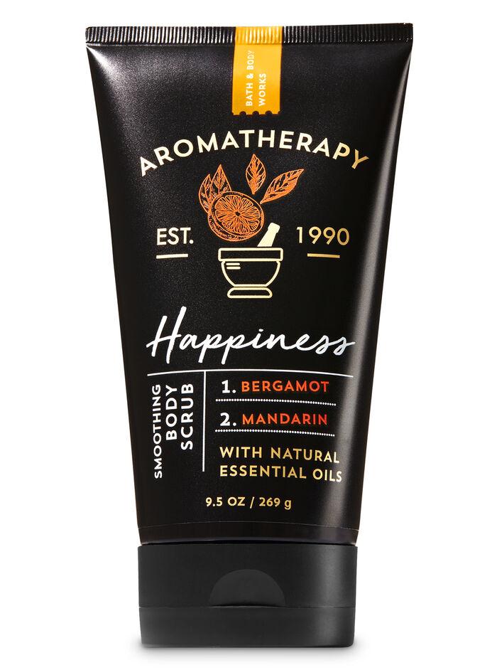 Bergamot & Mandarin fragranza Smoothing Body Scrub