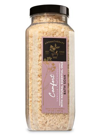 Vanilla Patchouli fragranza Bath Soak