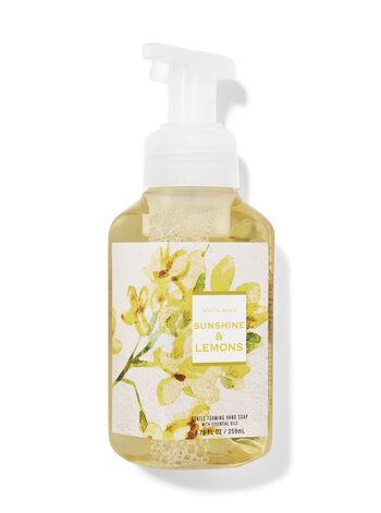 Sunshine & Lemons fragranza Sapone in schiuma