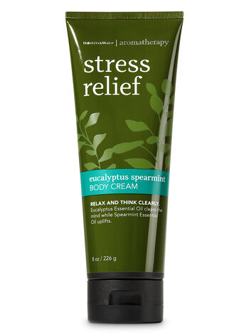 Eucalyptus Spearmint fragranza Body Cream