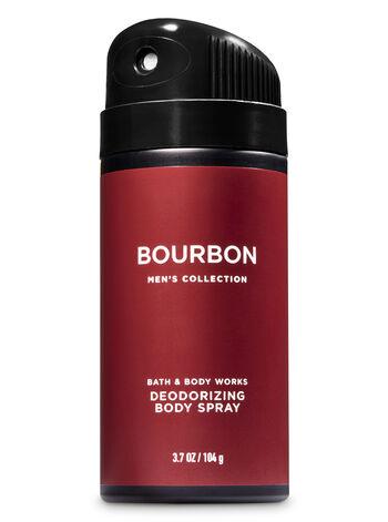 Bourbon fragranza Deodorizing Body Spray