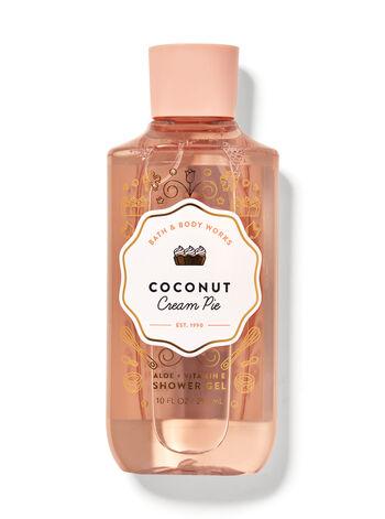 Coconut Cream Pie fragranza Gel doccia