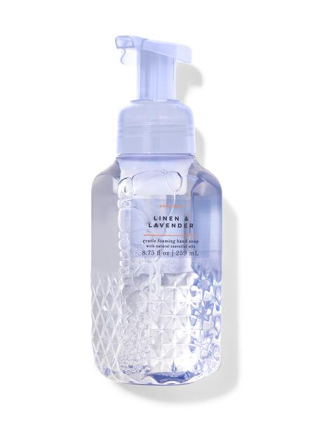 Linen & Lavender fragranza Sapone in schiuma