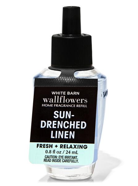 Sun-Drenched Linen fragranza Ricarica diffusore elettrico
