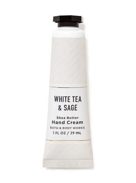 White Tea & Sage fragranza Crema mani