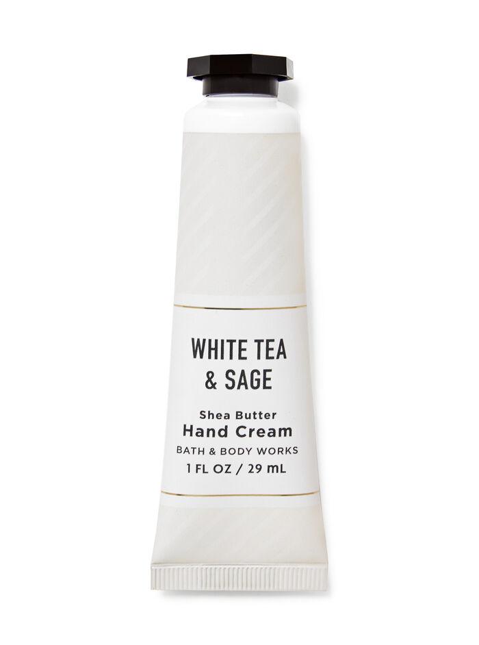 White Tea & Sage fragranza Crema mani