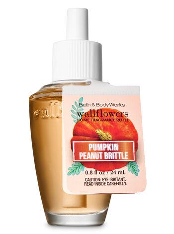 Pmpkn Peant Brttl fragranza Wallflowers Fragrance Refill