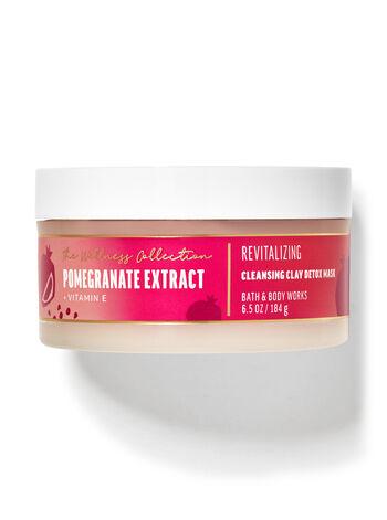 Pomegranate Extract  fragranza Maschera purificante