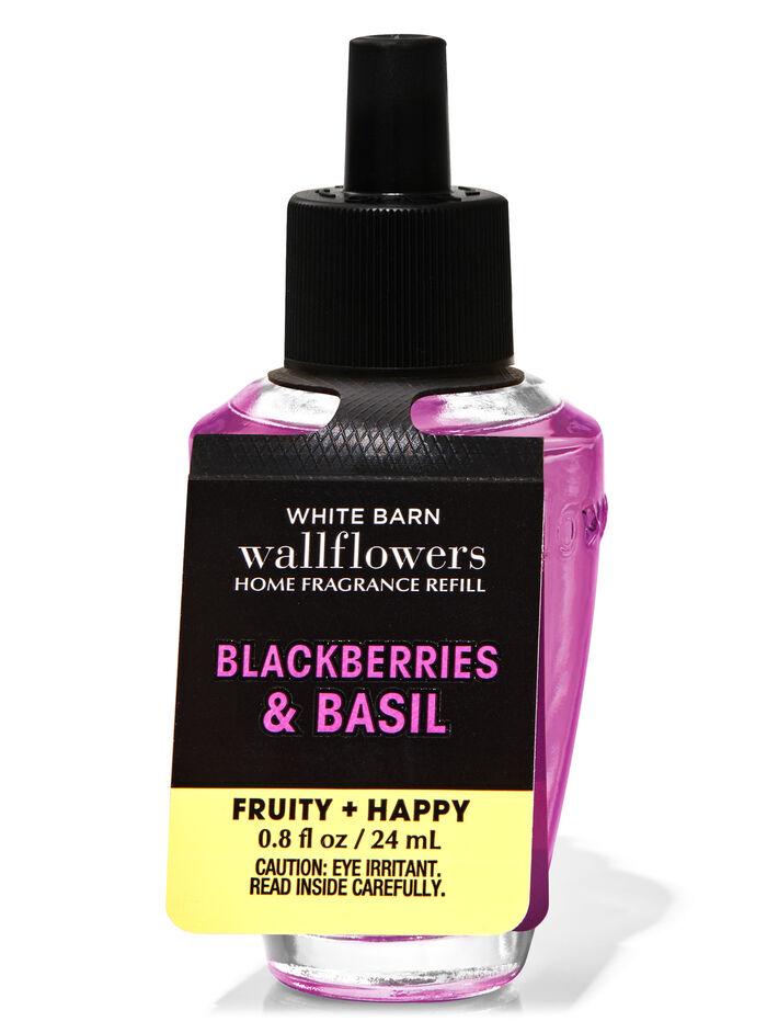 Blackberries & Basil fragranza Ricarica diffusore elettrico
