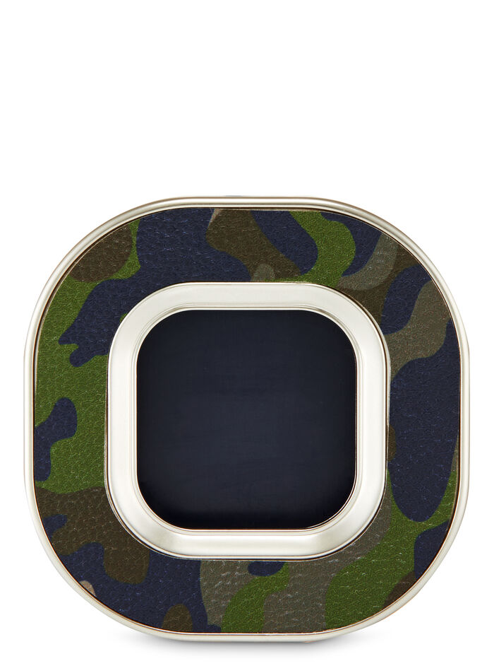 Camouflage Visor Clip fragranza Car Fragrance Holder