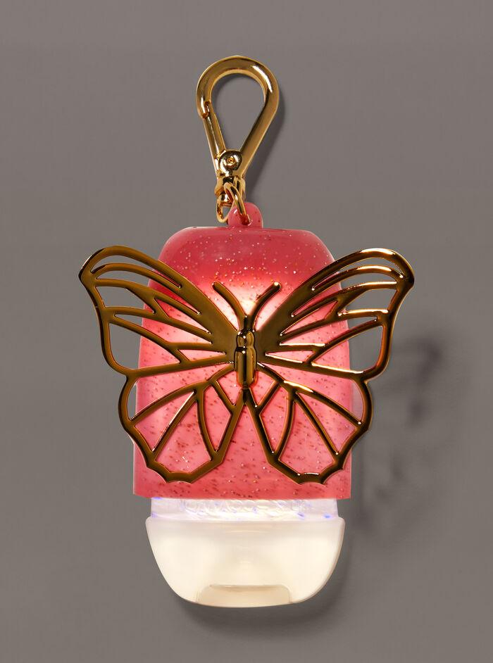 Butterfly fragranza Porta igienizzante mani