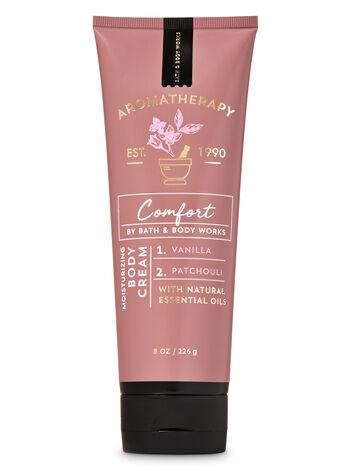 Vanilla Patchouli fragranza Body Cream