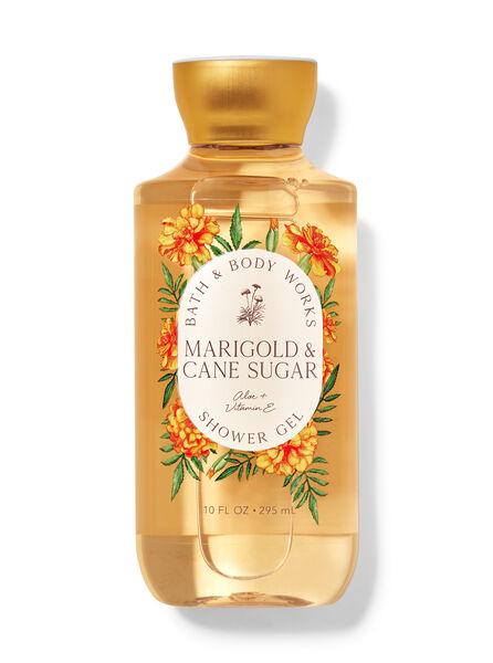 Marigold & Cane Sugar fragranza Gel doccia