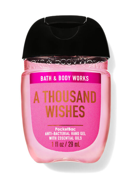 A Thousand Wishes fragranza PocketBac Cleansing Hand Gel