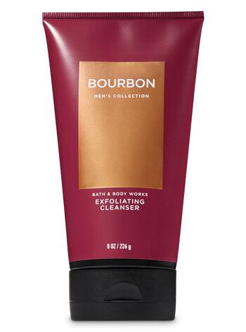 Bourbon fragranza Exfoliating Cleanser