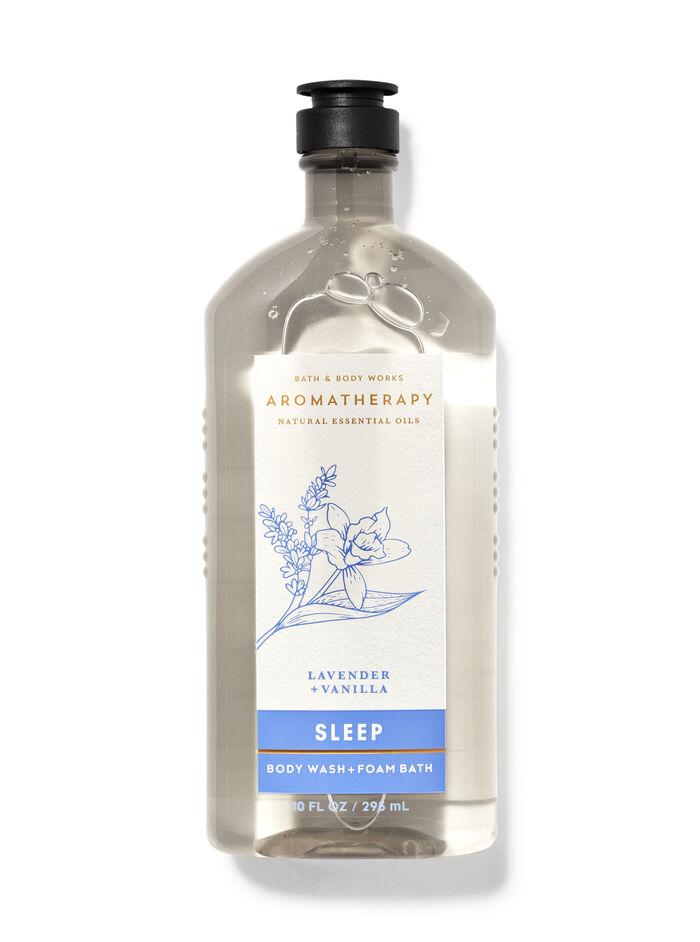 Lavender vanilla fragranza Bagnoschiuma