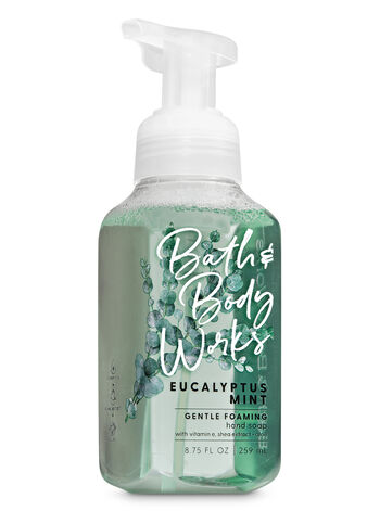 Eucalyptus mint fragranza Gentle Foaming Hand Soap