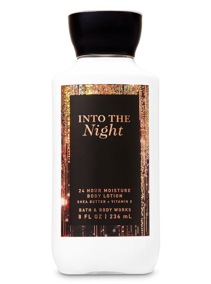 Into the Night fragranza Latte corpo