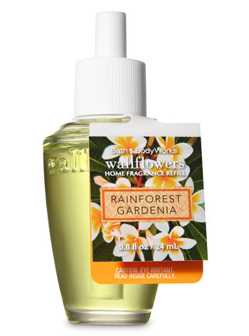 Rainforest Gardenia fragranza Wallflowers Fragrance Refill