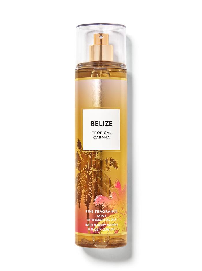 Belize Tropical Cabana fragranza Acqua profumata